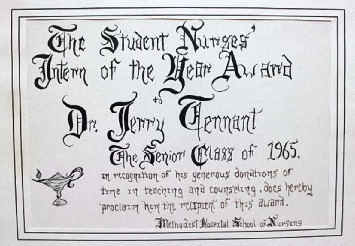 1965 – STUDENT NURSES